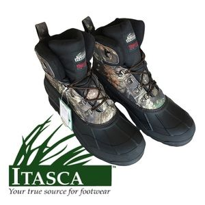 Itasca Thermolite Camo Hunting Boots